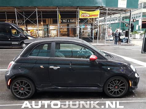Fiat 500 Manhattan Abarth 500 Manhattan Foto S 187 Autojunk Nl 186255