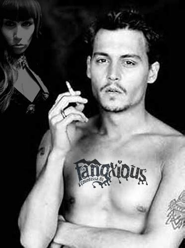 johnny depp chest tattoo 301 moved permanently