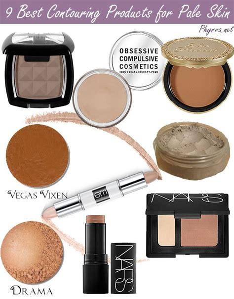how to choose the right contour shade yourbeautycraze com how to contour pale skin makeup exles