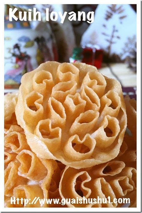 kenneth goh new year cookies traditional flower moulded new year snack