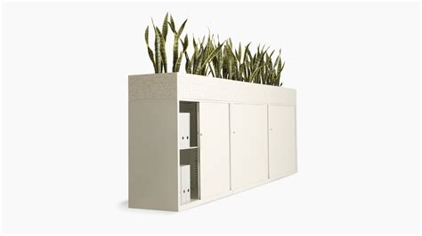 Planter Storage Box by Flox Planter Box Planex