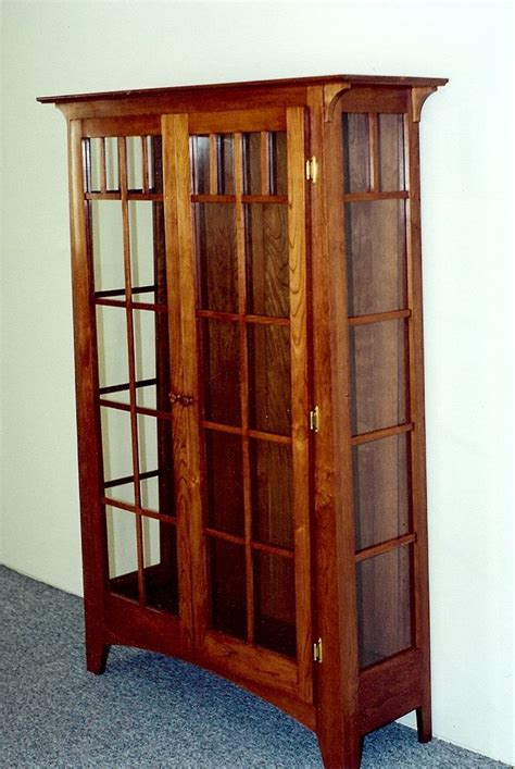 mission china cabinet plans woodworking projects plans