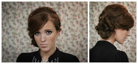 Wedding Hair Side Bun Tutorial by Best Updos To Impress Your Guests This Thanksgiving Bellezza