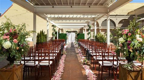 San Diego Wedding Venue   The Westin Gaslamp Quarter Hotel