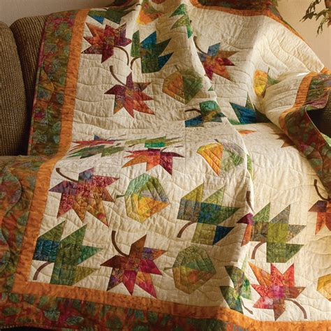 Fall Quilts Bedding Or Hues Of Fall 6 Ways To Capture The Season In