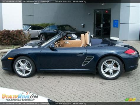 blue porsche boxster blue metallic 2011 porsche boxster photo 8