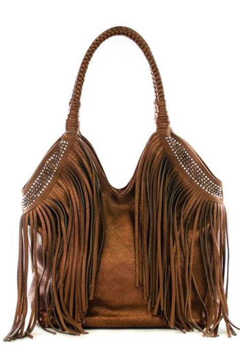 Go Bohemian Chic With Mayle The Caribbea Bag by Best 25 Fringe Bags Ideas On Bohemian Bag
