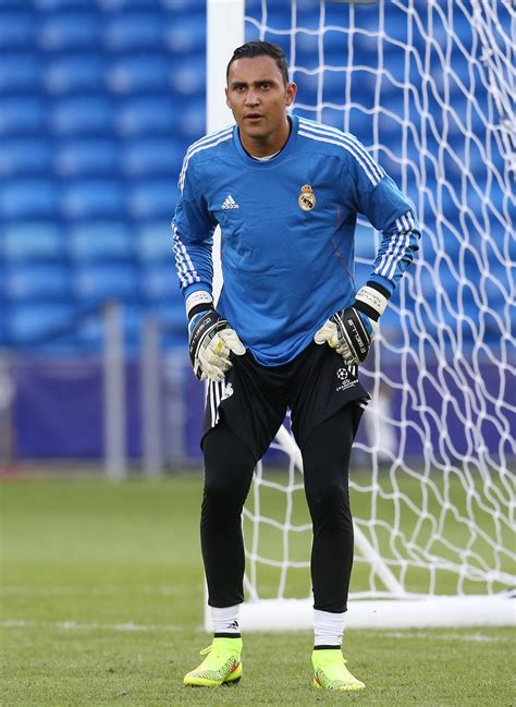 Keylor Navas Keylor Navas Wins Top Awards