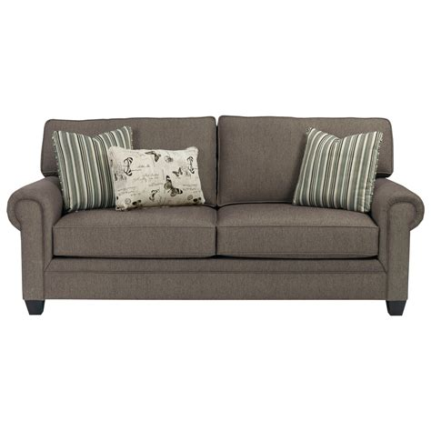 broyhill monica sofa broyhill furniture monica 3678 3 transitional sofa with