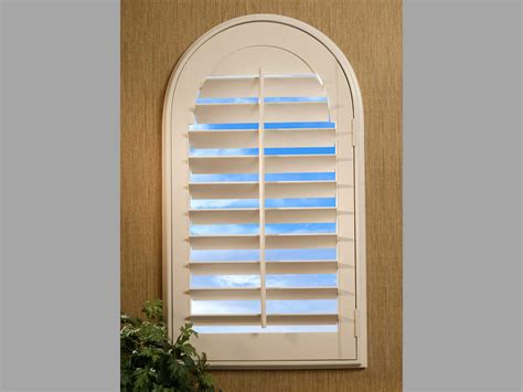 interior louvered shutter efficient window coverings louvered arch shutters image sunburst shutters