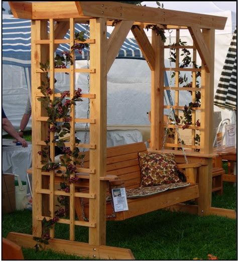 ann arbor swing arbor with swing free download pdf woodworking trellis