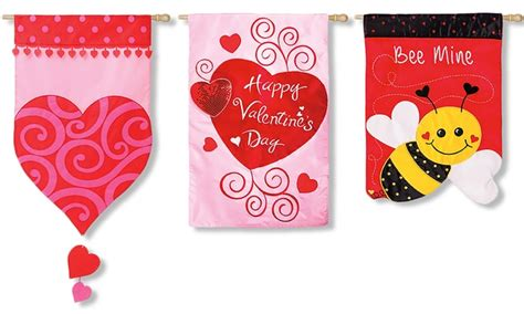valentines groupon s day house flags groupon goods