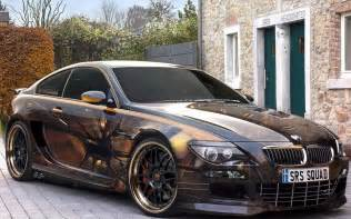 others bmw car with custom airbrush car modification