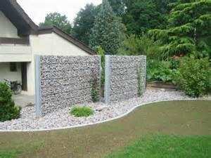 sichtschutz garten gartenmauern und sichtschutz steiner h 252 rlimann