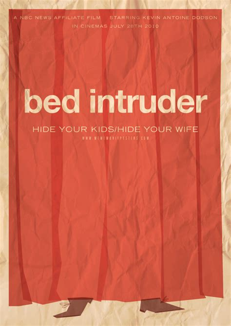 Bed Intruder Clip 20 Meme Posters By Stefan Zoggel Inspirationfeed