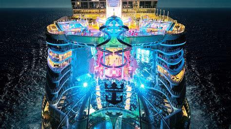 symphony of the symphony of the seas największy pasażerski statek świata