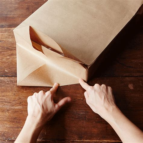 Wrapping Paper Folding Techniques - how to wrap presents of any size shape and breakableness