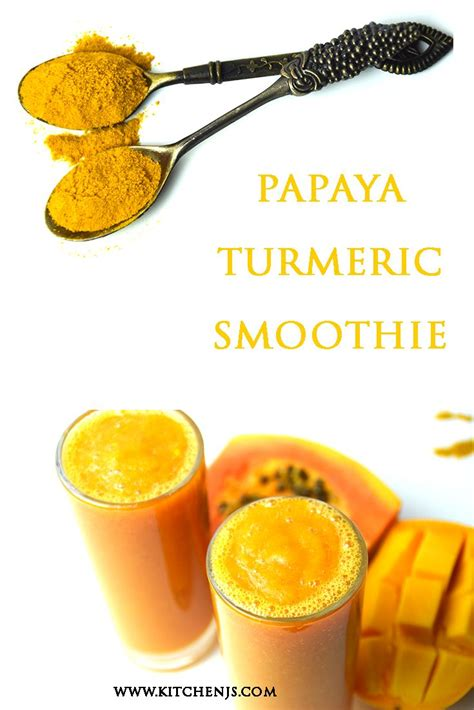 Smoothie Detox Health Benefits by 25 Best Ideas About Papaya Smoothie On Papaya