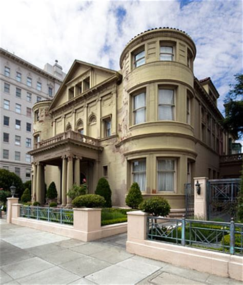 sans francisco castle san francisco landmark 75 whittier mansion