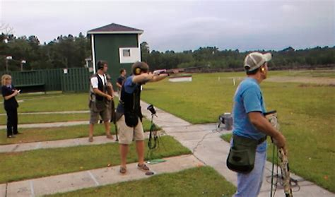 shooting on how to get started trap shooting
