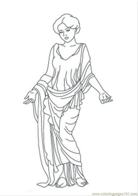 Aphrodite Coloring Page by Pin Aphrodite Colouring Pages On
