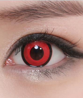 geo cp s6 crazy lens volturi vampire red eyes twilight