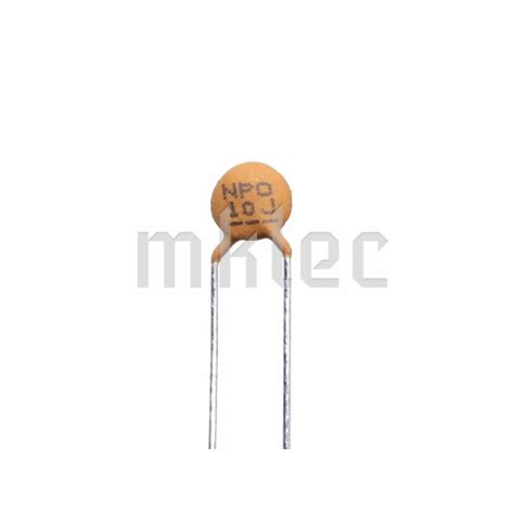 10 Pf Ceramic Capicator by 10pf Ceramic Disc Capacitor Xicon