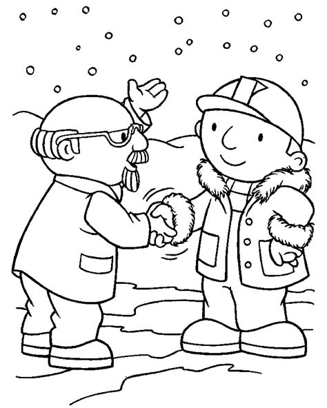 Pudgy Bunny Coloring Pages | pudgy bunny s bob the builder coloring pages coloring home