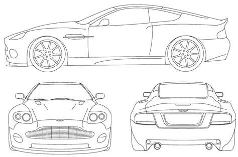 Bil Aston Martin V12 Vanquish S 2005: asqw13