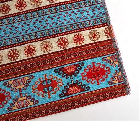 ethnic upholstery fabric ethnic tribal style chenille upholstery fabric aztec
