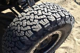 Rugged Terrain Ta Breaking Baja We Drive 300 Miles Off Road Testing New Bfg