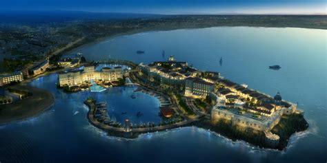 Cape Semir By Praja Cosmetics macau legend to develop a 152 700 square meters integrated