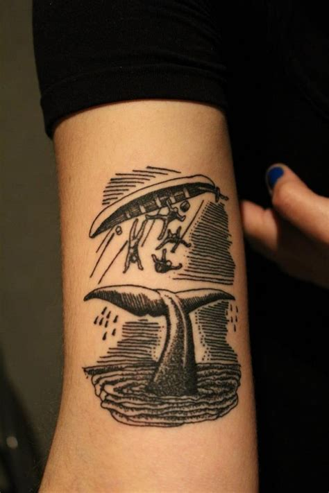 moby dick tattoo moby tattoologist