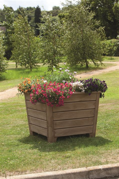 What Is Planters by Mplas Heritage 1m Square Planter Marshalls