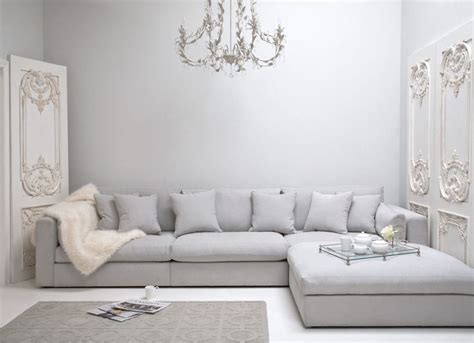 l shaped grey sofa 17 best ideas about small l shaped sofa on pinterest