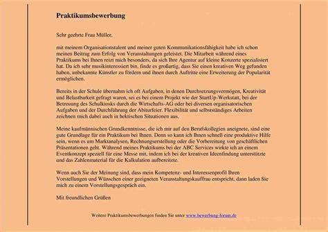 Anschreiben Bewerbung Praktikum Tourismus 11 Bewerbung Praktikum Kindergarten Deckblatt Bewerbung