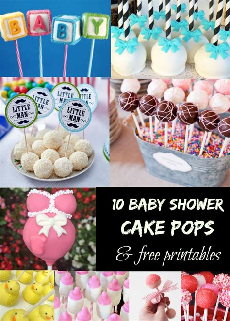 Baby S Er Cake Pops The Typical Mom