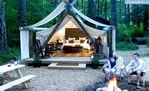 Backyard Cabins Australia Luxury Canvas Cabins Washington Canvas Tent Rental