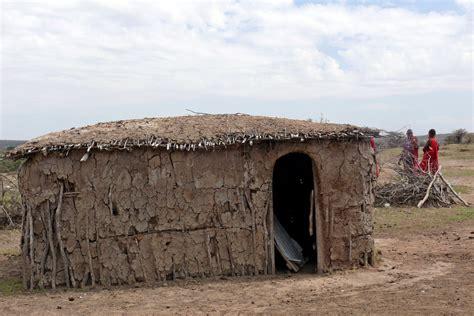 hutte masai hutte massa 239 le monde en images