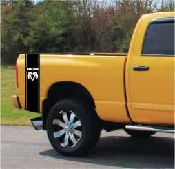 Dodge Truck Decals Stickers Dodge Ram Vinyl Decal Bedside Ram Logo Custom