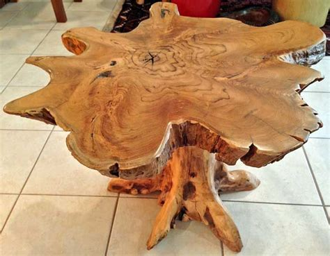 tree trunk l base 17 best images about live edge furniture on pinterest