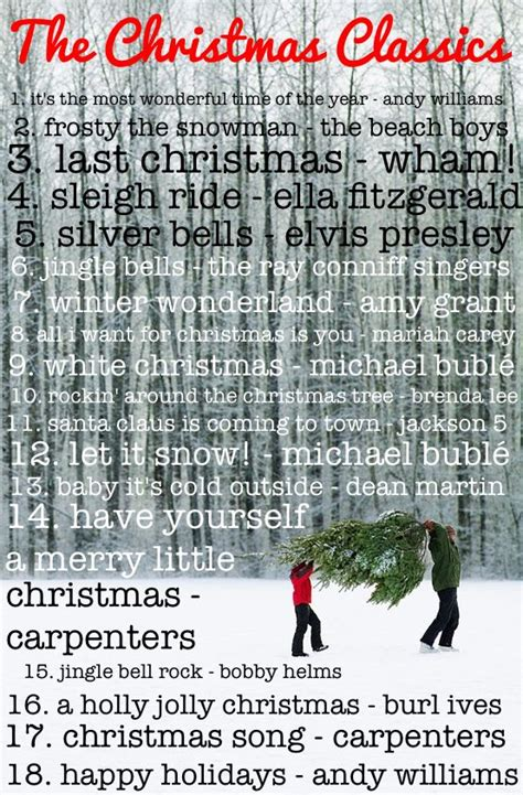 classic christmas songs playlists and wrapping presents