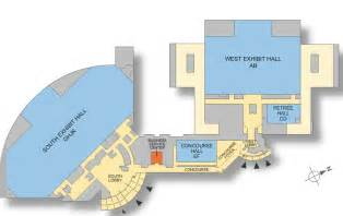 Los Angeles Convention Center Floor Plan by Audio For And Augmented Reality Conference Venue