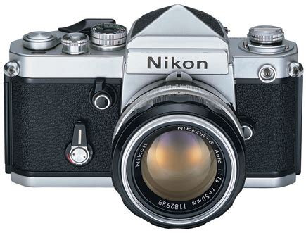 the savvy consumer s guide to pre owned collectible and vintage cameras the legendary nikon f