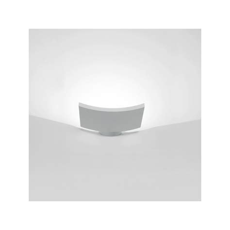 applique led artemide applique led da parete 25w luce calda 3000k