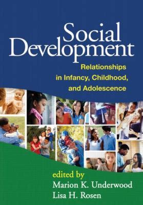 child development from infancy to adolescence an active learning approach social development relationships in infancy childhood