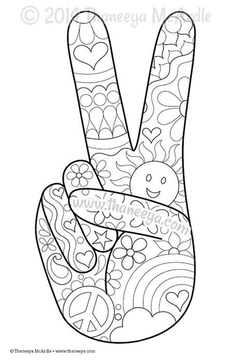 color fun coloring page blank  thaneeya cool coloring