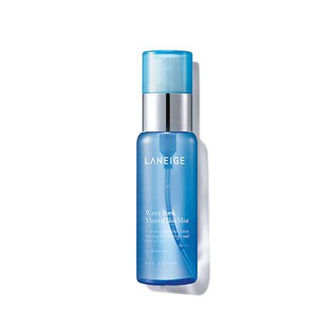 Paket Laneige Water Bank Mineral Skin Mist 30mlmoisture Creamex 10ml skincare water bank water bank mineral skin mist 60ml