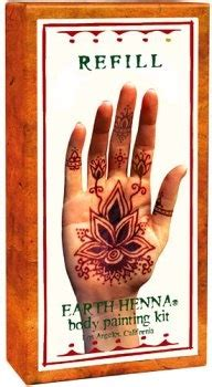 tattoo kit refill pack 17 best images about earth henna temporary tattoos on