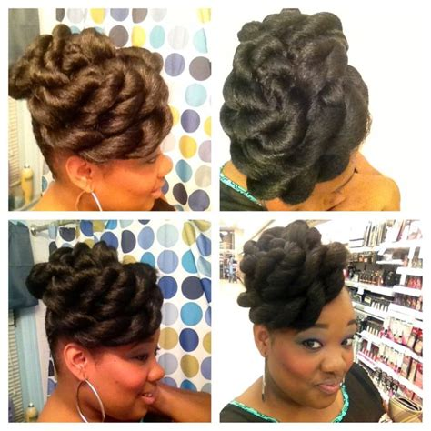 faux bun hairstyles super classy faux bun for natural or relaxed hair